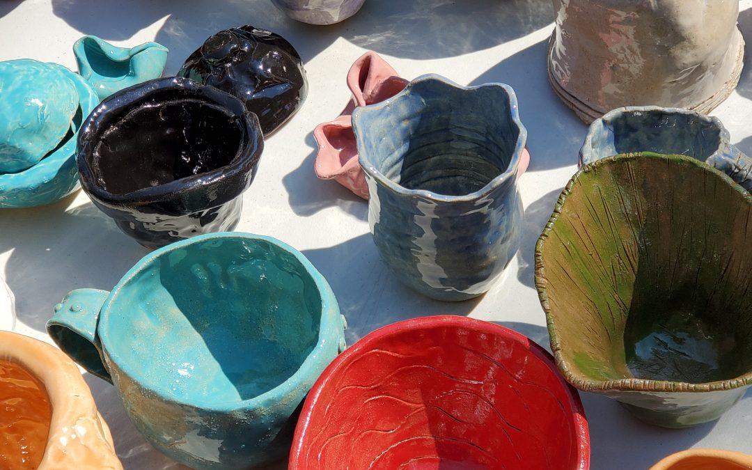 Online Ceramics Classes Take Flight